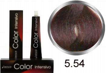 Carin Color Intensivo No. 5.54 light brown mahogany copper