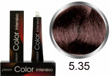 Carin Color Intensivo Nr. 5,35 hellbraunes Gold Mahagoni