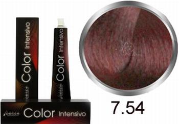 Carin Color Intensivo No. 7.54 middle blond mahogany copper