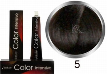 Carin  Color Intensivo nr 5 lichtbruin