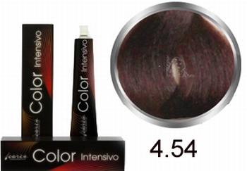 Carin  Color Intensivo nr 4,54 middenbruin mahonie koper