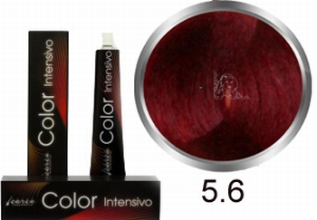Carin  Color Intensivo nr 5,6 lichtbruin rood