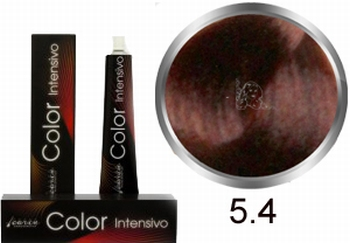 Carin Color Intensivo No. 5.4 light brown copper