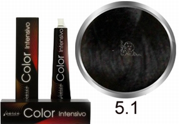 Carin Color Intensivo No. 5.1 light brown ash