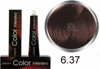 Carin Color Intensivo Nr. 6.37 dunkelblonde Goldkastanie
