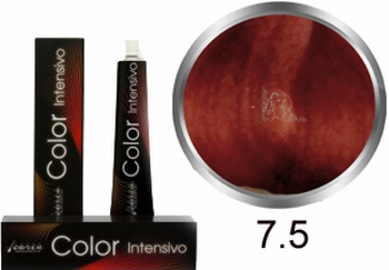 Carin  Color Intensivo nr 7,5 middenblond mahonie