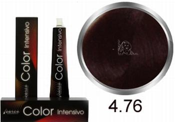 Carin Color Intensivo Nr. 4.76 mittelbraun kastanienrot