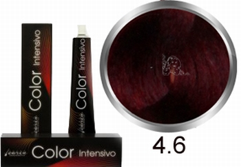 Carin  Color Intensivo nr 4,6 middenbruin rood