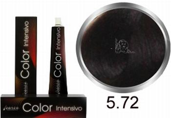 Carin  Color Intensivo nr 5,72 lichtbruin kastanje violet
