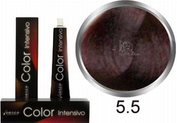 Carin  Color Intensivo nr 5,5 lichtbruin mahonie