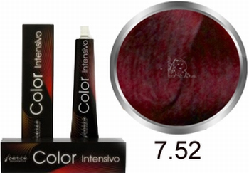 Carin  Color Intensivo nr 7,52 middenblond mahonie violet