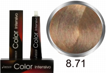 Carin  Color Intensivo nr 8,71 lichtblond kastanje as