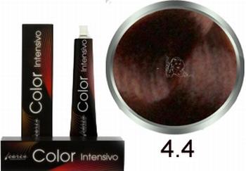 Carin  Color Intensivo nr  4,4 middenbruin koper