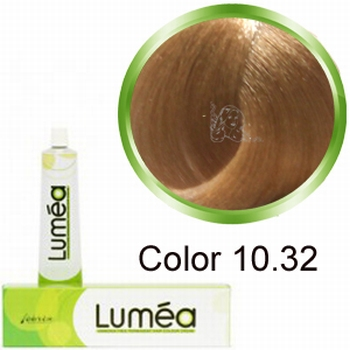 Carin  Lumea nr 10.32 - extra light-blonde gold violet