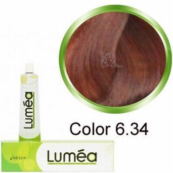 Carin  Lumea nr 6.34 - dark blonde gold copper