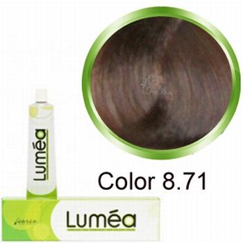 Carin  Lumea nr 8.71 - light blonde chestnut ash