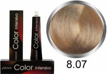 Carin Color Intensivo No. 8.07 light-blended natural chestnu