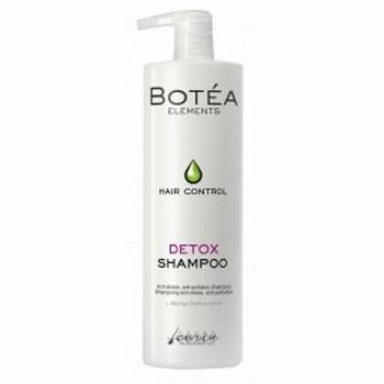 BOTEA Detox Shampoo - Mikroproteine aus Moringa-Samen schütz
