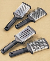 9-row aluminium rectangular brush