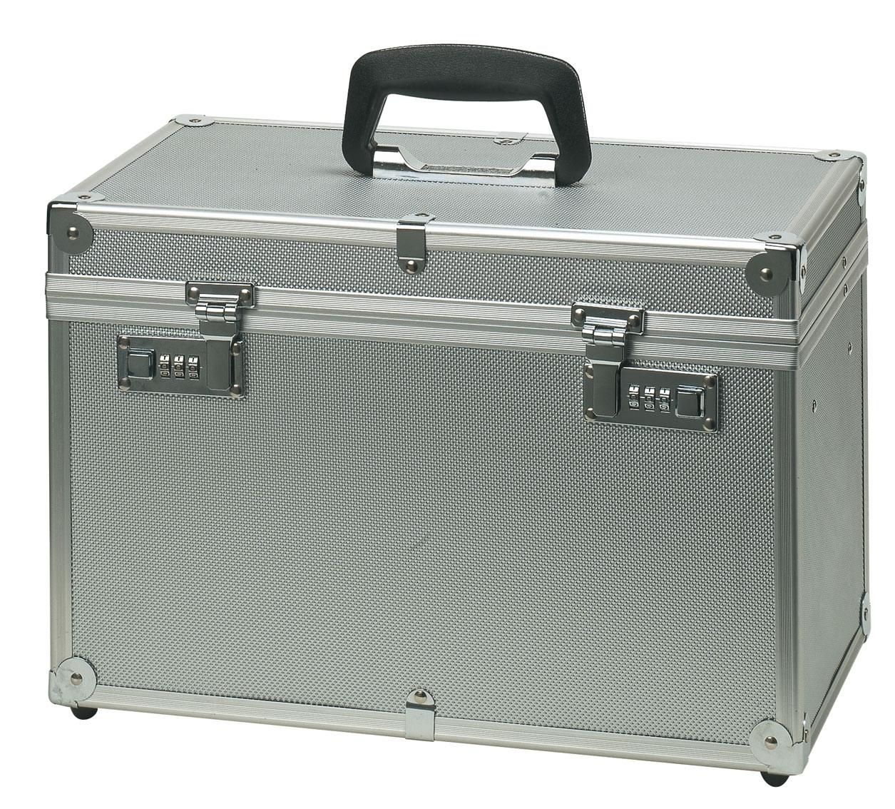 """Equipment case aluminium """"Profi""""."""