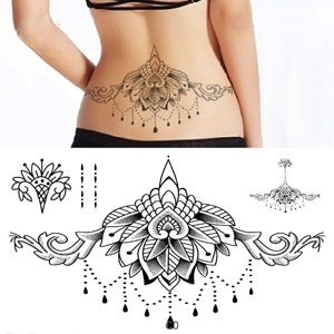 Body tattoo Lina