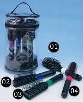 Radial brush, ball tip  (02)