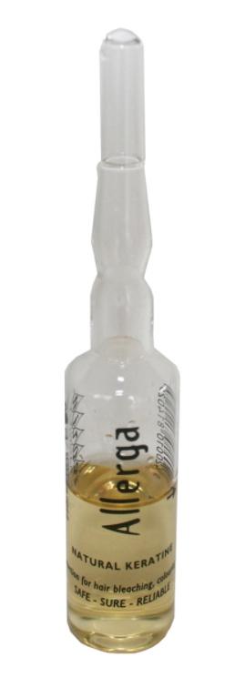 Carin Allerga keratine ampullen -  1 ampul x 7.5 ml.