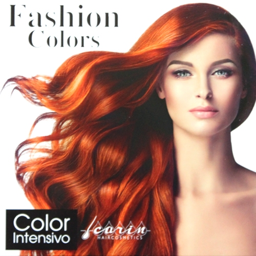 Carin Color Intensiovo Colors pallet (3