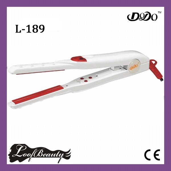 LED Wet & Dry Ceramic Tourmaline Straigthener.