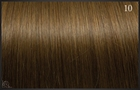 Ring On (I-tip) extensions, Kleur 10 (Donkerblond), 50 cm