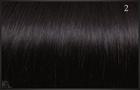 Ring On (I-tip) extensions, Kleur 2 (Donkerbruin), 50 cm