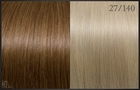 Ring On (I-tip) extensions, 50 cm., Color: 27/140