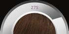 Thermofibre rebound straight extensions 60 cm., kleur 27S