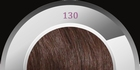 Thermofibre rebounded body wave  60 cm. long, color: 130