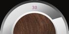 Thermofibre rebound body wave extensions 60 cm., kleur 30