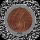 LK-7/36. - Color: Medium Gold Copper Blond