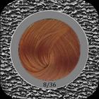 LK-8/36. - Kleur: Licht Goudkoper blond
