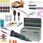 Keratine extensions DELUXE starter kit 1 Alu front closed
