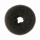 Hair Bun Ring, small, color: Black