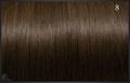 Classic Weft 50/55 cm, kleur 8 (bruin)