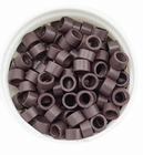 Micro Ring aluminium screw type, color *5- Brown