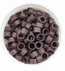 Micro Ring aluminium screw type, kleur *5-Bruin