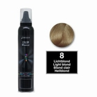 Carin Color Mousse - 200 ml - 8 Light Blonde