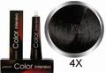 Carin  Color Intensivo nr 4x middenbruin extra dekkend