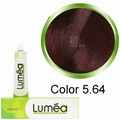 Carin  Lumea nr 5.64 - light brown red copper