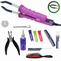 Keratine extensions BASIC starter kit 4