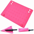 Pro Heat protection mat, color: Pink