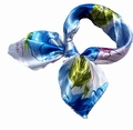 Dames Sjaal 50 x 50 cm.