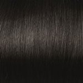 Human Hair  extensions straight 40 cm, 0,5 gram, Color: 1B