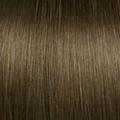 Human Hair extensions straight 50 cm, 0,8 gram, kleur: 8